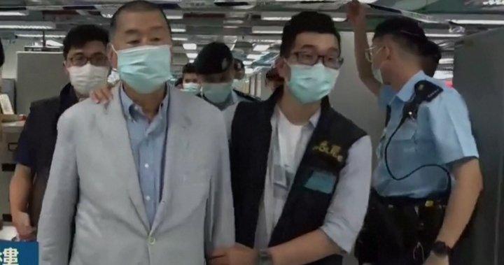 Facebook live captures arrest of Jimmy Lai by Hong Kong police - National