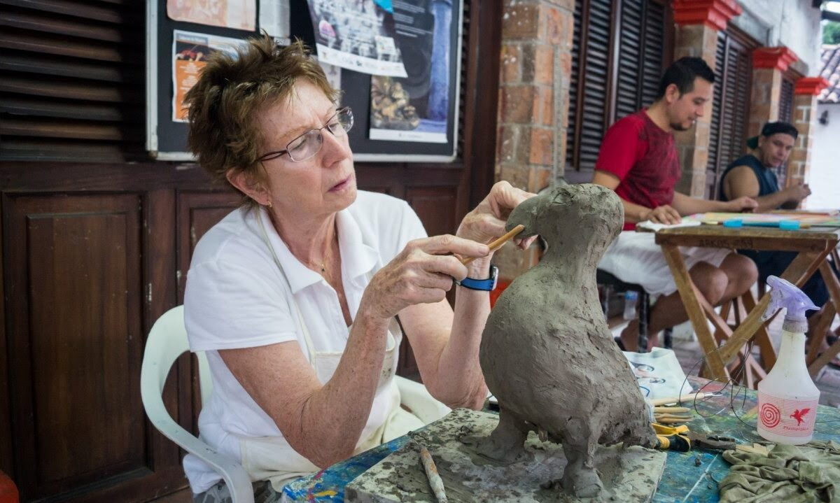 Cuale Cultural Center in Puerto Vallarta is Reopening with Free Workshops