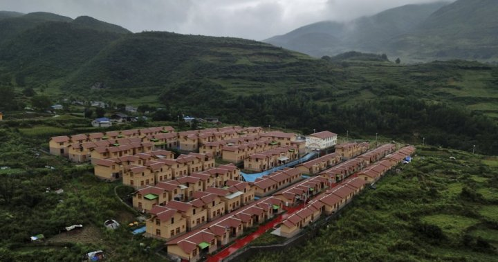 China uproots ethnic minority villages, creates new ones in anti-poverty campaign - National