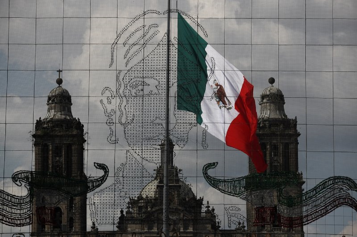Mexico honors a defiant woman on independence anniversary