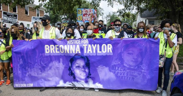 Breonna Taylor: Louisville prepares for unrest as decision on officer charges looms - National