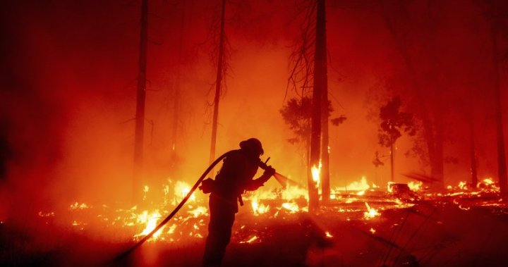 Underwater and on fire: How climate change is magnifying extreme weather in the U.S. - National
