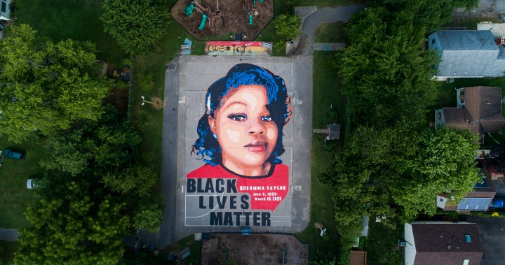 'Keep going': Activists search for hope after no officers charged in Breonna Taylor's death - National