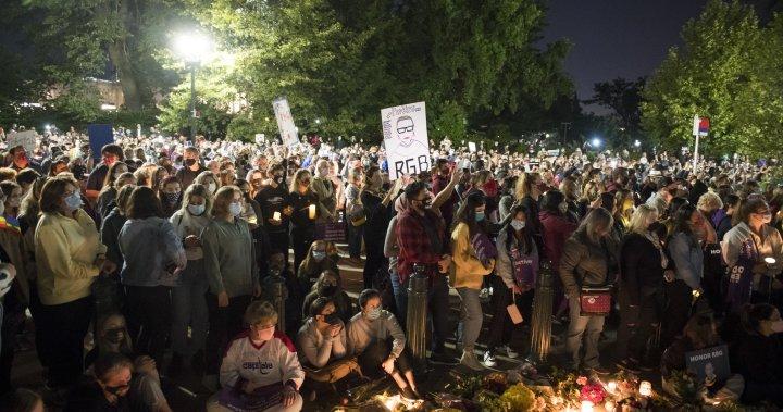 Democrats raise $91M after death of Ruth Bader Ginsburg