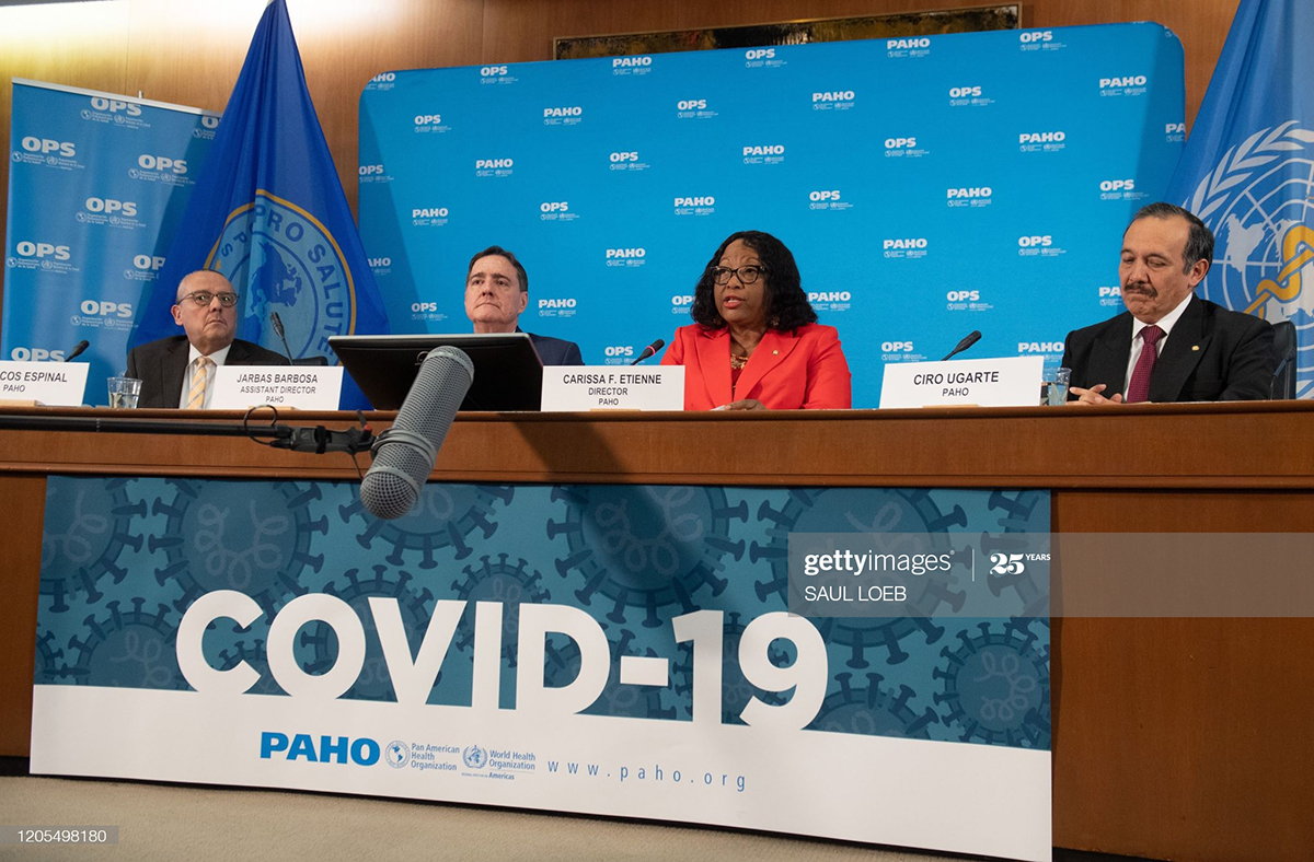 It May Take Several Tries To Find Right COVID-19 Vaccine Says PAHO Director