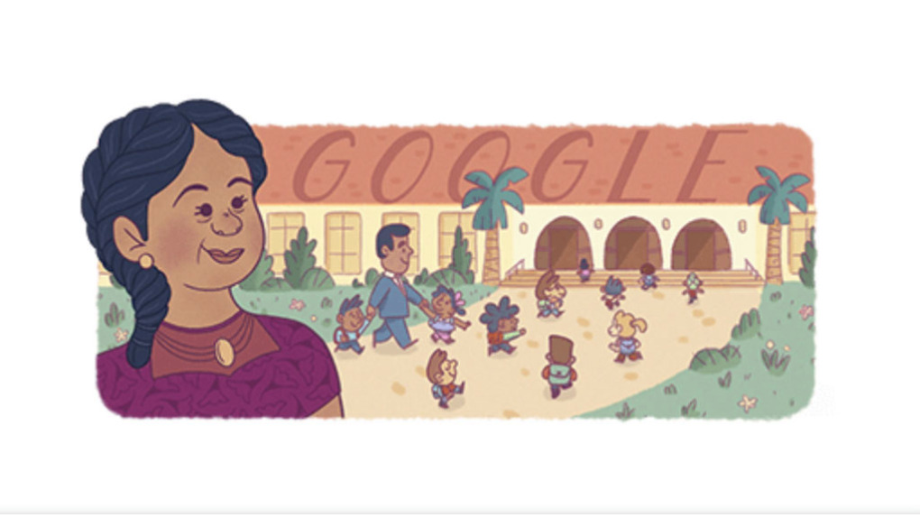 Google Doodle Honors Puerto Rican Activist In National Hispanic Heritage Month