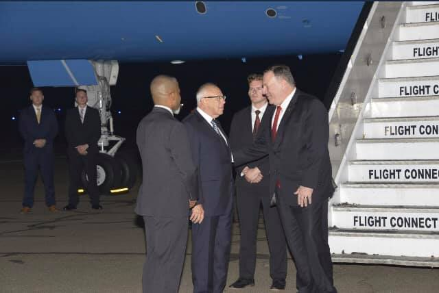US Secretary Of State Makes Historic Visit To Suriname, Guyana Today