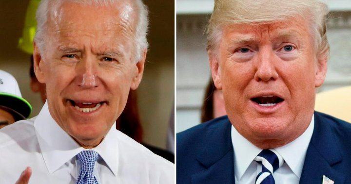 U.S. election: How Trump, Biden are preparing for the first 2020 presidential debate - National