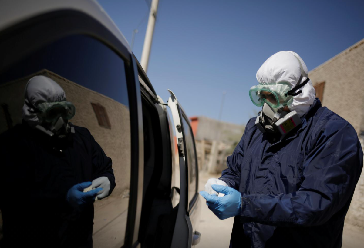 Mexico reports 6,604 new coronavirus cases, 418 more deaths