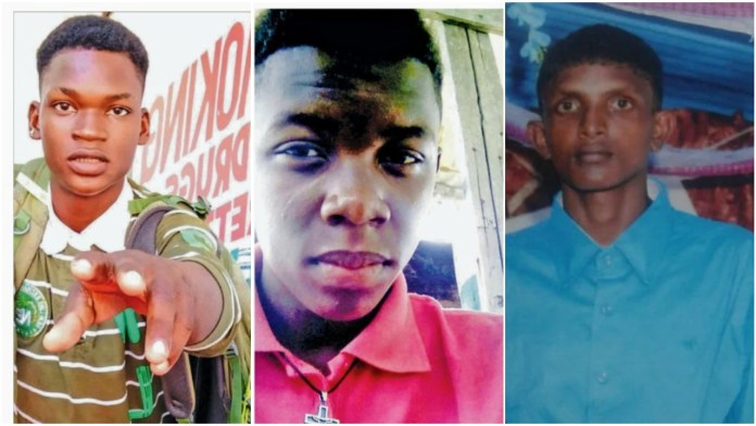 Caribbean News - Guyana Police Urged To Do More Work On Case Of Murdered Teens