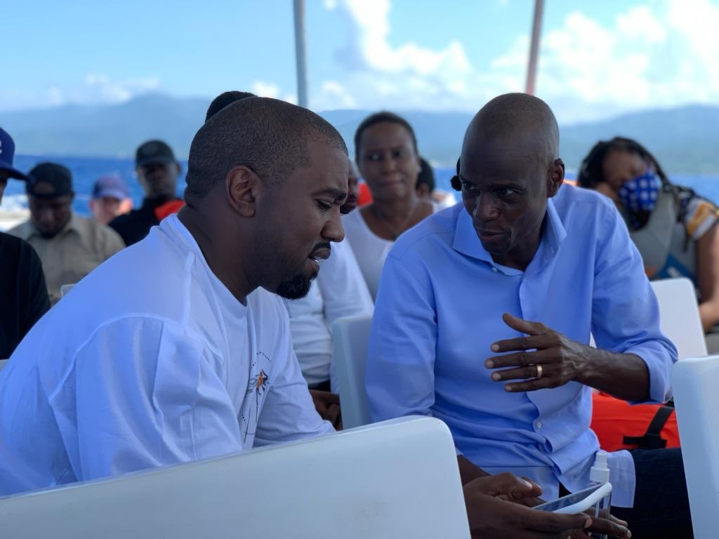 Caribbean News - Haitians Slam Back Over Kanye West's Claims He Will Build A City In Haiti