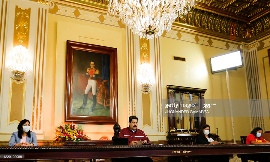 Maduro Asks Venezuela Congress To Consider Same Sex Marriage