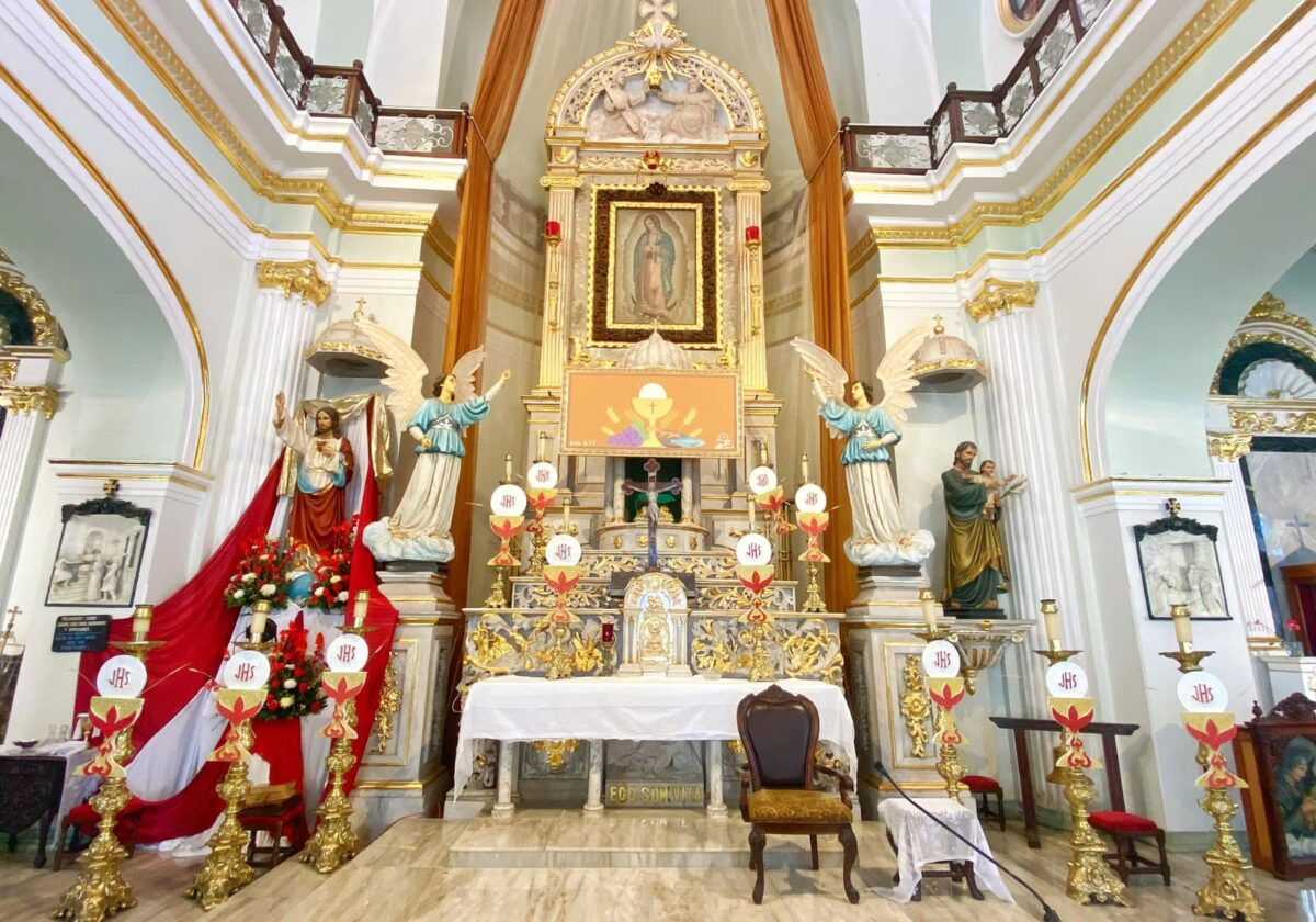 Our Lady of Guadalupe pilgrimage and events will be virtual this year