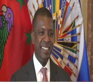 Caribbean News - This Caribbean Ambassador Hints At OAS Double Standards
