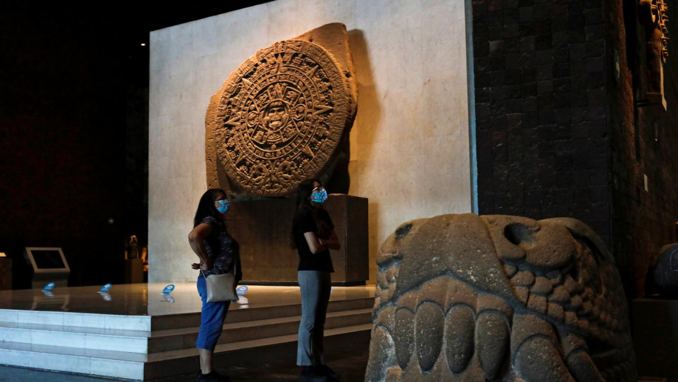 Mexico marks grim coronavirus milestone, passes 100,000 deaths
