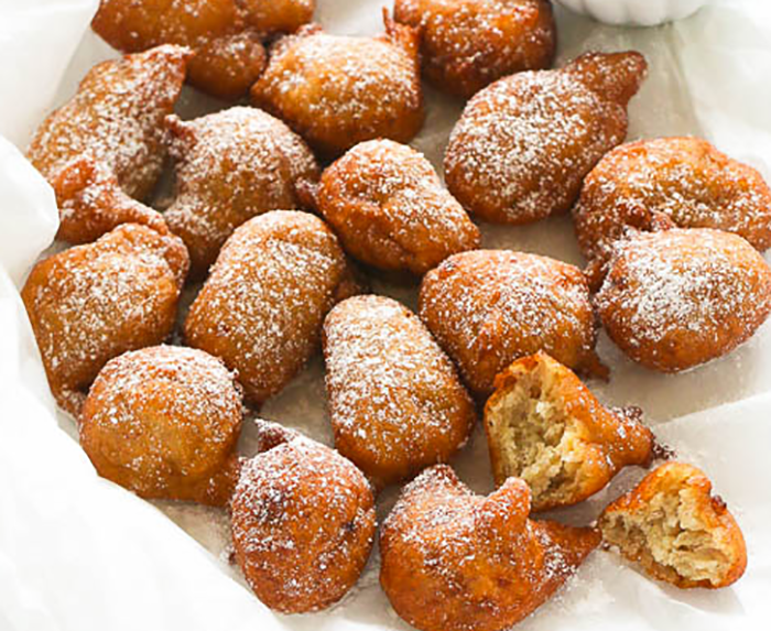 Caribbean Recipes – Banana Fritters