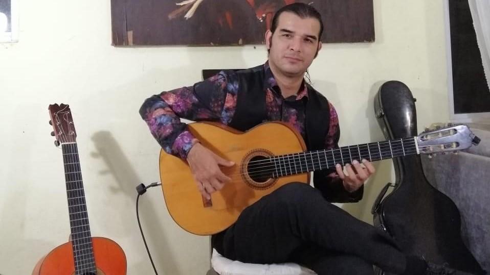 Profile of an Artist: Esaú Galván