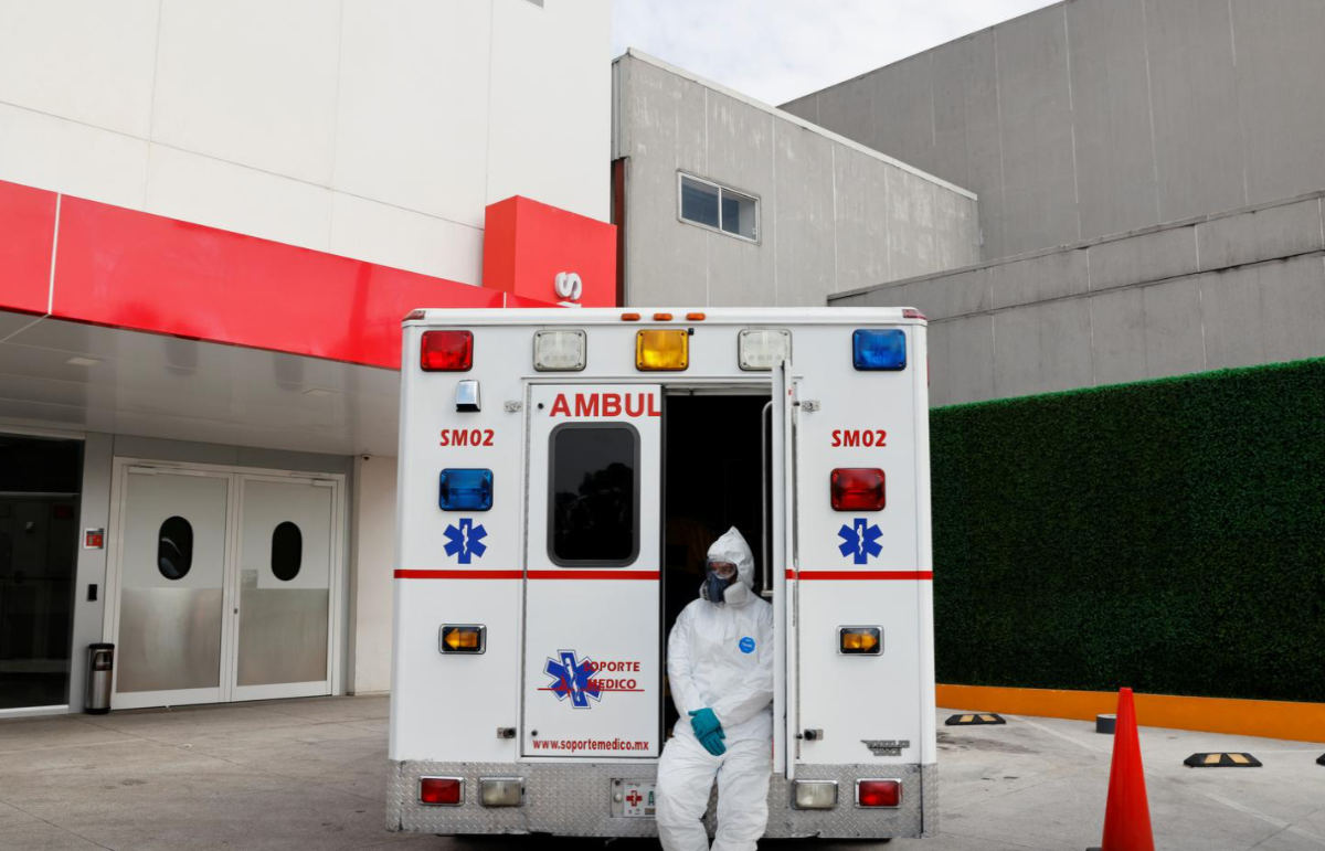 Jalisco faces a pandemic with hospitals and funeral homes overrun