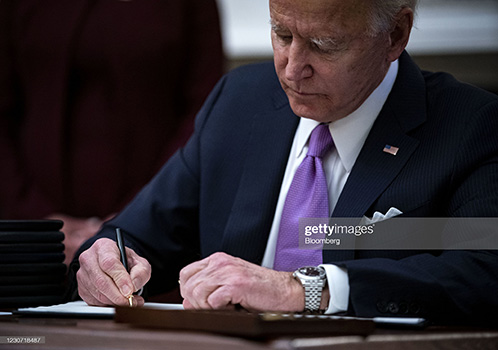 President Biden Begins With Executive Immigration Roll Back
