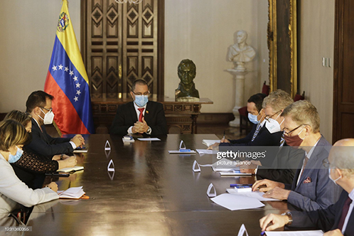 Latin America - Venezuela Gives European Union Delegation Head Hours To Pack And Leave