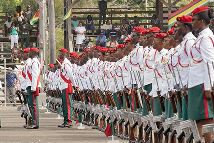 Caribbean News - Guyana Police Investigating Sexual Assault At Army HQ