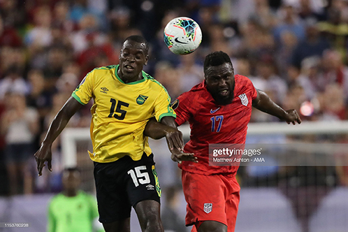 Caribbean Sports - It's Jamaica Versus The USA Again