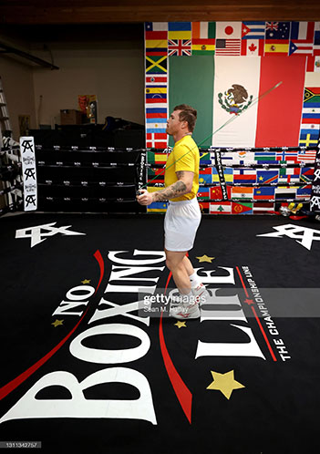 Betting Sites Make Canelo A Strong Favorite To See Off Saunders