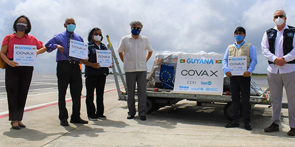 Caribbean News - No US Donations But The Caribbean Has Received Over 350 Thousand COVAX Vaccines