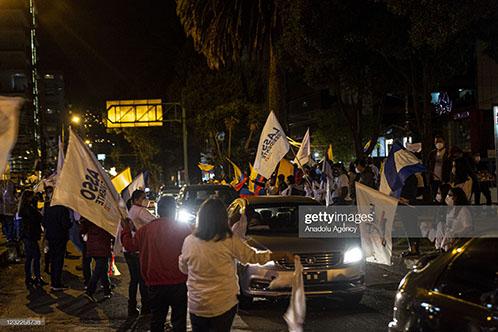 Latin America News - Ecuadorean Banker Wins Presidential Runoff Election