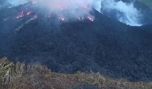 Evacuation Underway As St. Vincent & The Grenadines Volcano Seems Set To Erupt