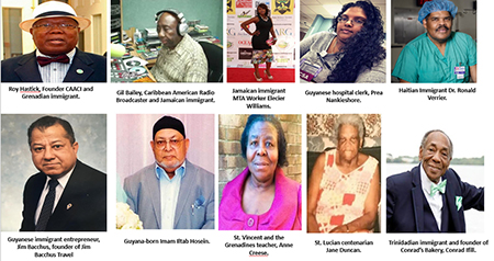 Caribbean American COVID-19 Victims To Be Remembered At Candles And Roses Ceremony