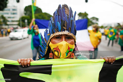 Latin America News - Indigenous Leaders Critical Of Government In This Latin American Country Subpoenaed