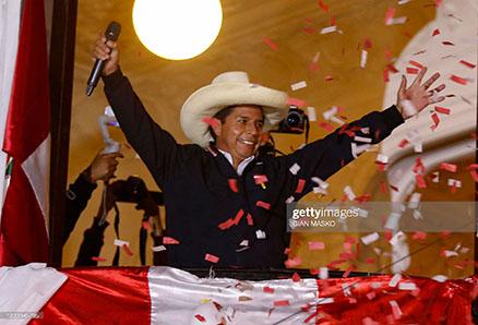 Latin America News - From School Teacher To President In Peru